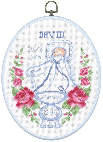 〔Permin〕 刺繍キット P92-3707