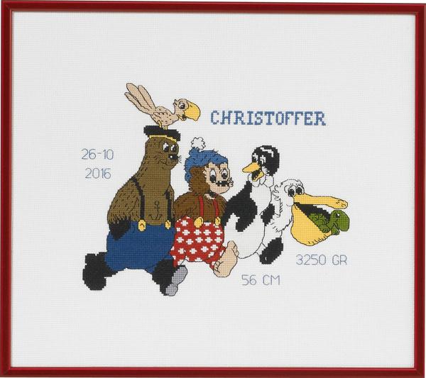 〔Permin〕 刺繍キット P92-5383