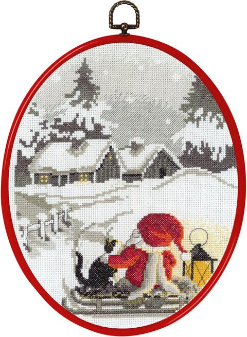 〔Permin〕 刺繍キット P92-7637