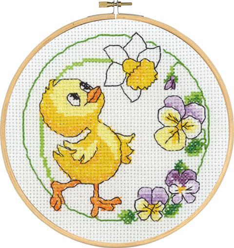 〔Permin〕 刺繍キット P92-7874
