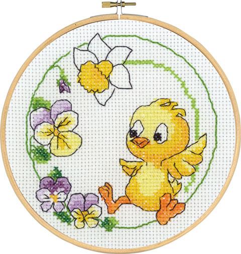 〔Permin〕 刺繍キット P92-7875