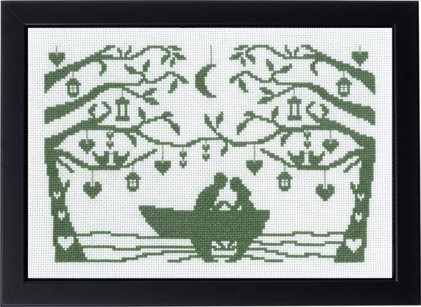 〔Permin〕 刺繍キット P92-9366