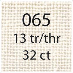 **〔Permin〕 リネン13thr/cm 140cm幅