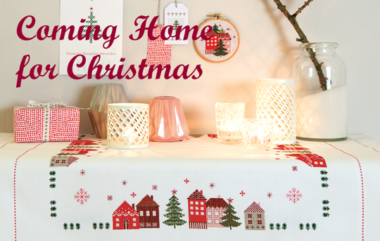 〔Rico Design〕 図案集 No.151 Coming Home for Christmas