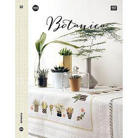 〔Rico Design〕 図案集 No.155 Botanica