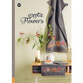 〔Rico Design〕 図案集 No.157 exotic Flowers