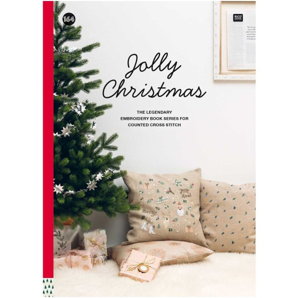 〔Rico Design〕 図案集 No.164 Jolly Christmas