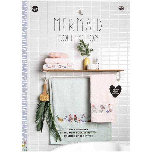 〔Rico Design〕 図案集 No.169 The Mermaid Collection <Happy Point 5倍>