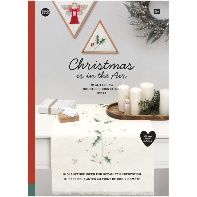 〔Rico Design〕 図案集 No.172 Christmas is in the air