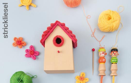 〔Rico Design〕 Knitting Doll