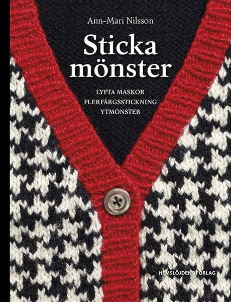 *〔Book Hemslojden〕 Sticka monster <Happy Price 30%OFF>