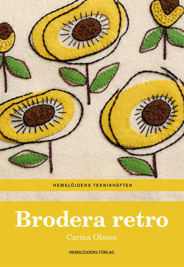 *〔Book Hemslojden〕 Brodera retro<ご予約>