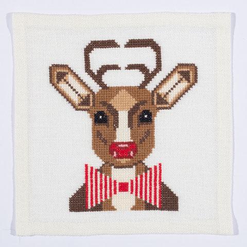 〔Tine Wessel〕 刺繍キット TW-16-31