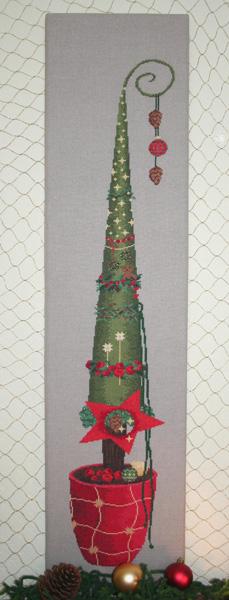 **〔UB Design〕 図案 UB-712 Ein Weihnachtstraum