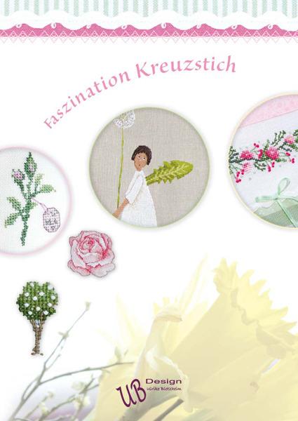 〔UB Design〕 図案集 B2012-1 Faszination Kreuzstitch