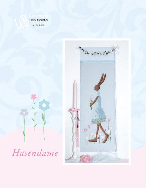 **〔UB Design〕 図案 UB-E-990 Hasendame