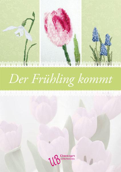 *〔UB Design〕 図案集 L2012-1 Der Frühling kommt