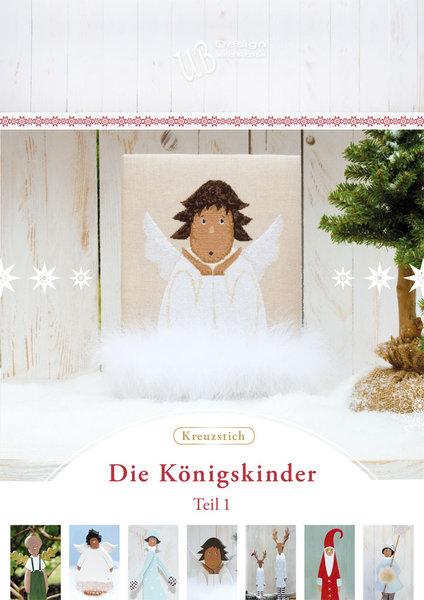 〔UB Design〕 図案集 L2012-3 Die Königskinder - Teil 1