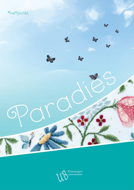 〔UB Design〕 図案集 L2019-1 Treffpunkt Paradies