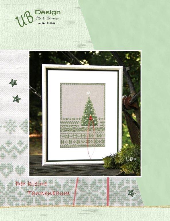 **〔UB Design〕 図案 UB-R-1064 Der kleine Tannenbaum