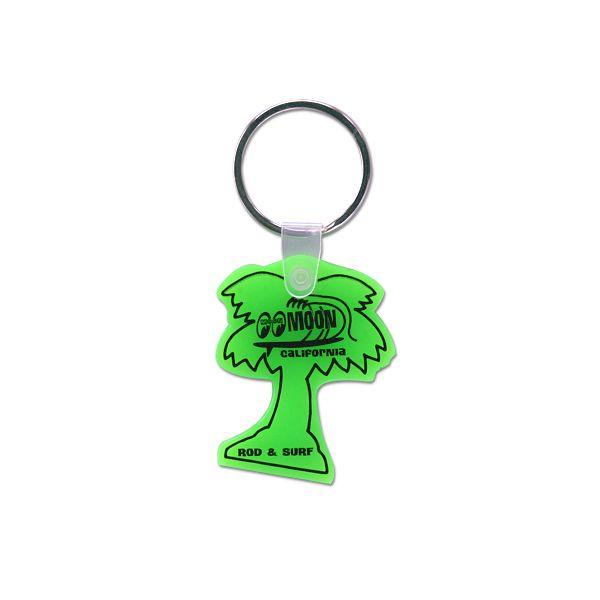 ムーン パームツリー キーリング  | MOON Palm Tree Key Ring