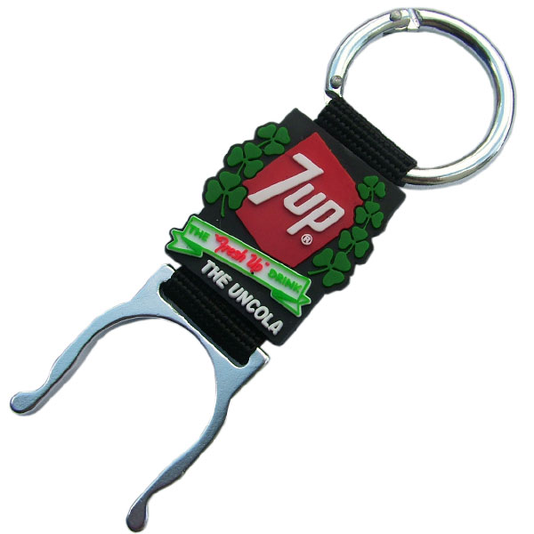 7UP BOTTLE HANGING STRAP No.A