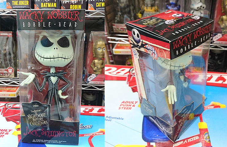 FUNKO JACK SKELLINGTON〜THE NIGHTMARE BEFORE CHRISYMAS