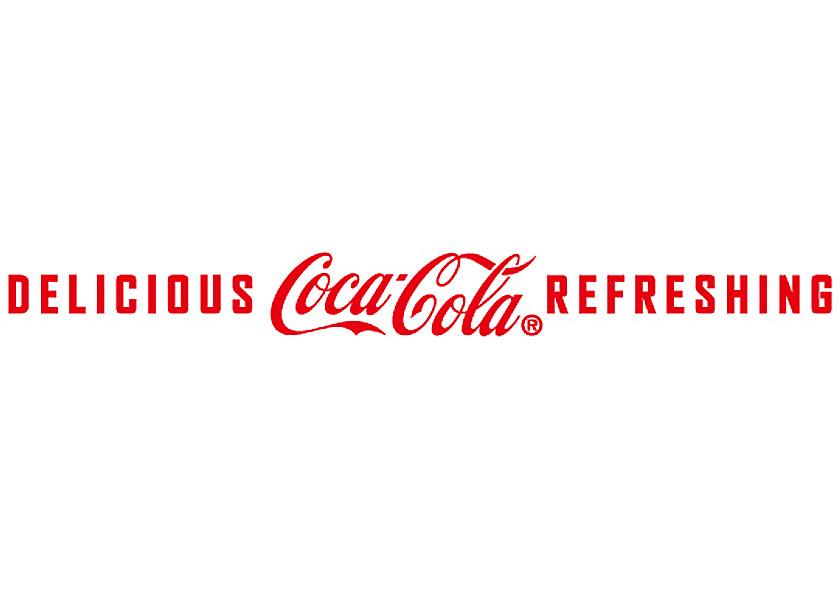 Coca-Cola★CC-CDM2 RED★コカ・コーラ カッティングステッカー★ 360mm