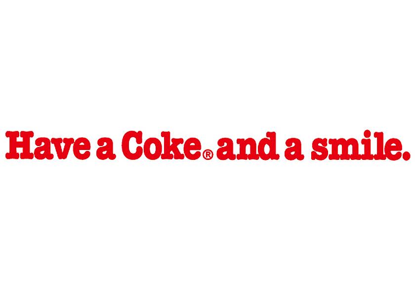 Coca-Cola★CC-CDM4 RED★コカ・コーラ カッティングステッカー★ 360mm
