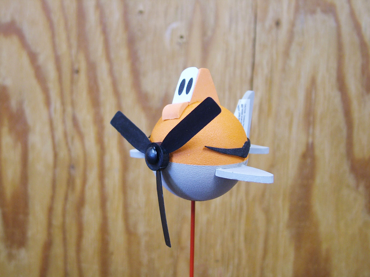 PLANES Antenna Topper