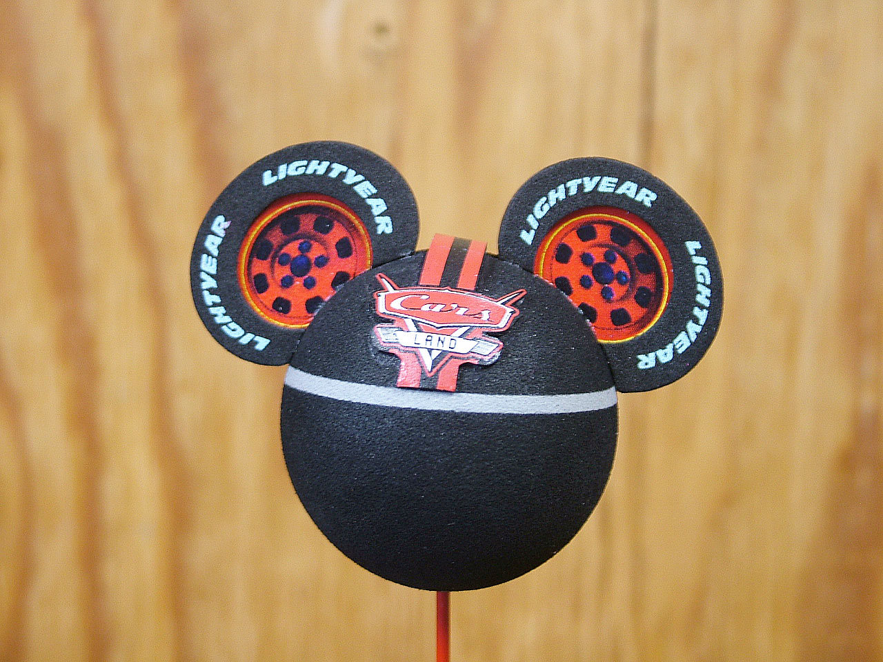 CARS Antenna Topper 2