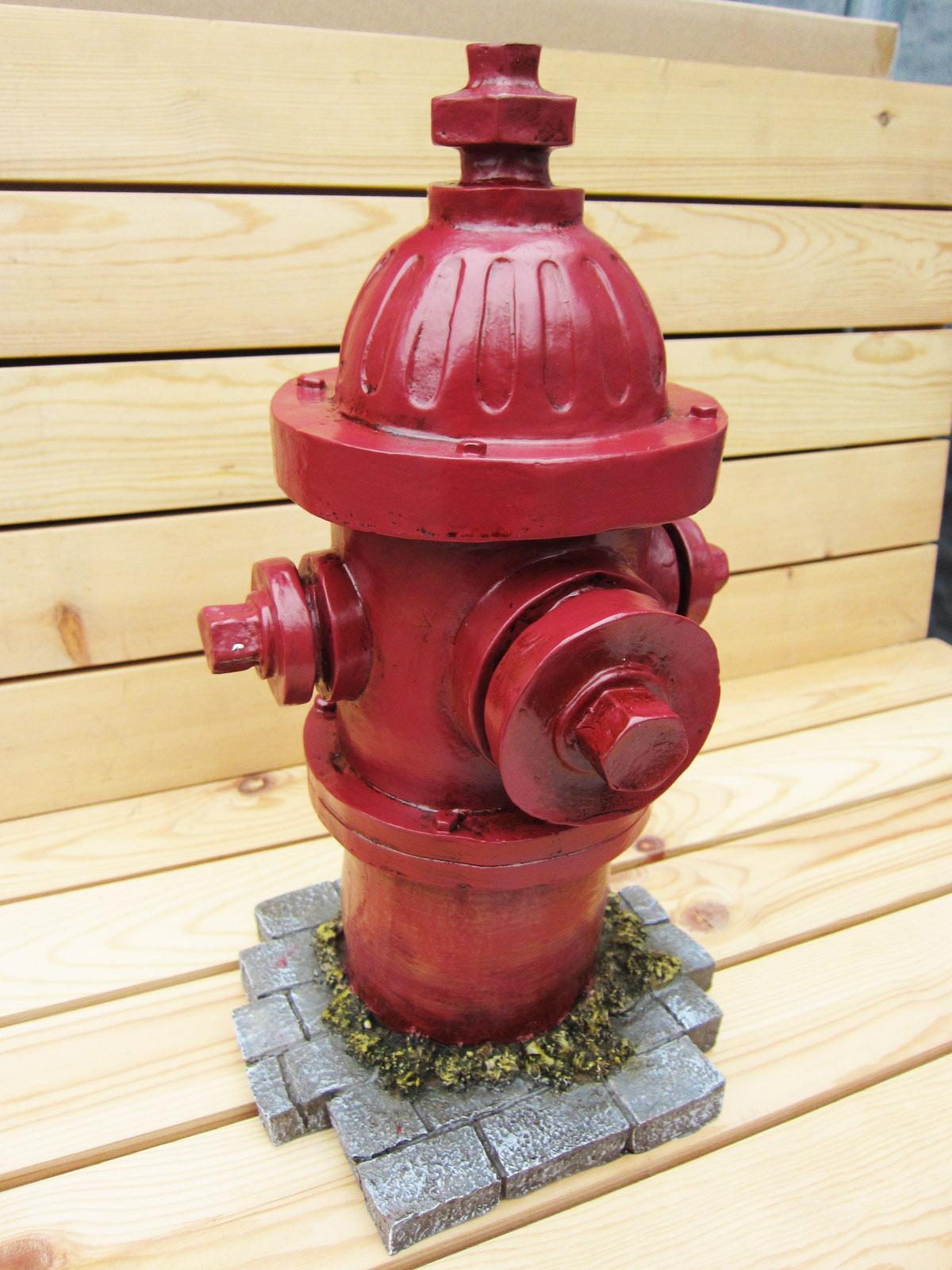 小型犬用 アメリカの消火栓オブジェ オシッコの的★Dog peeing on Fire Hydrant