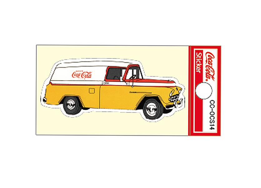 Coca-Cola★CC-OCS14★コカ・コーラ ミニステッカー★ Coca-Cola/コカ・コーラ