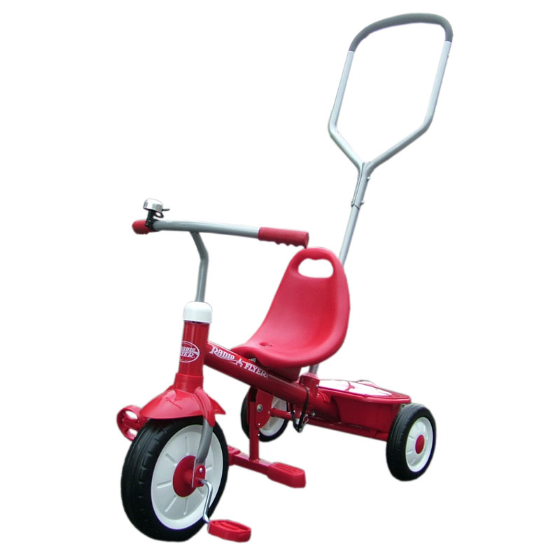 RADIO FLYER #451A  Steer & Stroll Trike 三輪車