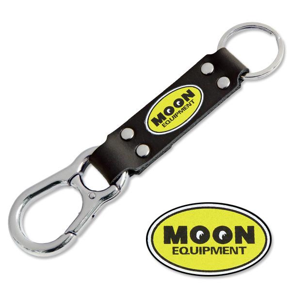 ムーン イクイップメント カラビナ クリップ キーリング★MOON Equipment Carabiner Clip Key Ring