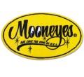 MOONEYES Floor Mats Yellow Oval (ムーンアイズフロアマット イエローオーバル)