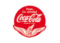 Coca-Cola★CC-BA34★コカ・コーラ ステッカー★ Coca-Cola/コカ・コーラ