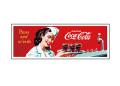Coca-Cola★CC-BA38★コカ・コーラ ステッカー★ Coca-Cola/コカ・コーラ