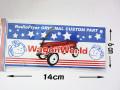 WagonWorld DECAL S-1