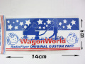 WagonWorld DECAL S-2
