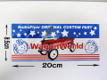 WagonWorld DECAL L-1
