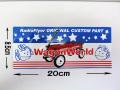 WagonWorld DECAL L-1