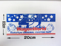 WagonWorld DECAL L-2