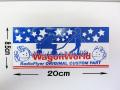WagonWorld DECAL L-2