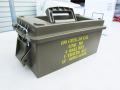 U.S.AMMO BOX ARMY☆プラスティック アーモボックス(弾薬箱)アーミー