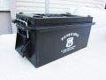 U.S.AMMO BOX ROUTE66☆プラスティック アーモボックス(弾薬箱)ルート66