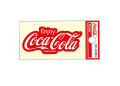 Coca-Cola★CC-OCS10★コカ・コーラ ミニステッカー★ Coca-Cola/コカ・コーラ