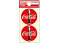 Coca-Cola★CC-OCS15★コカ・コーラ ミニステッカー★ Coca-Cola/コカ・コーラ