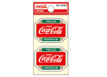 Coca-Cola★CC-OCS3★コカ・コーラ ミニステッカー★ Coca-Cola/コカ・コーラ