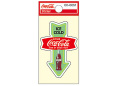 Coca-Cola★CC-OCS7★コカ・コーラ ミニステッカー★ Coca-Cola/コカ・コーラ